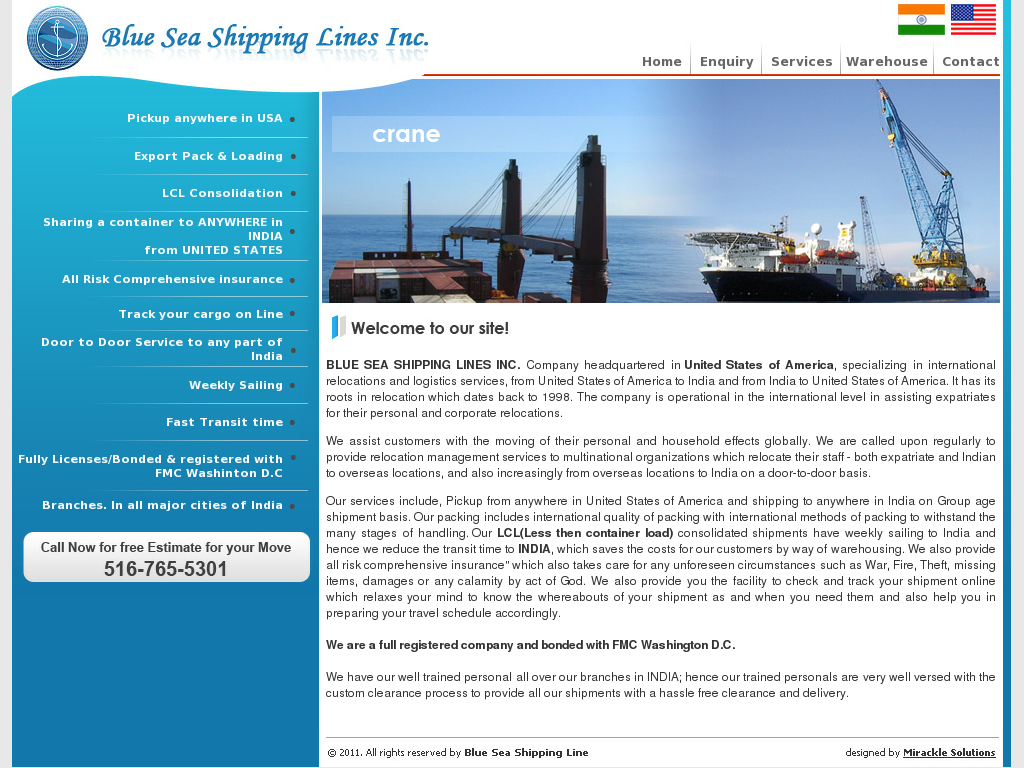 blue sea shipping lines competitors revenue and employees owler company profile