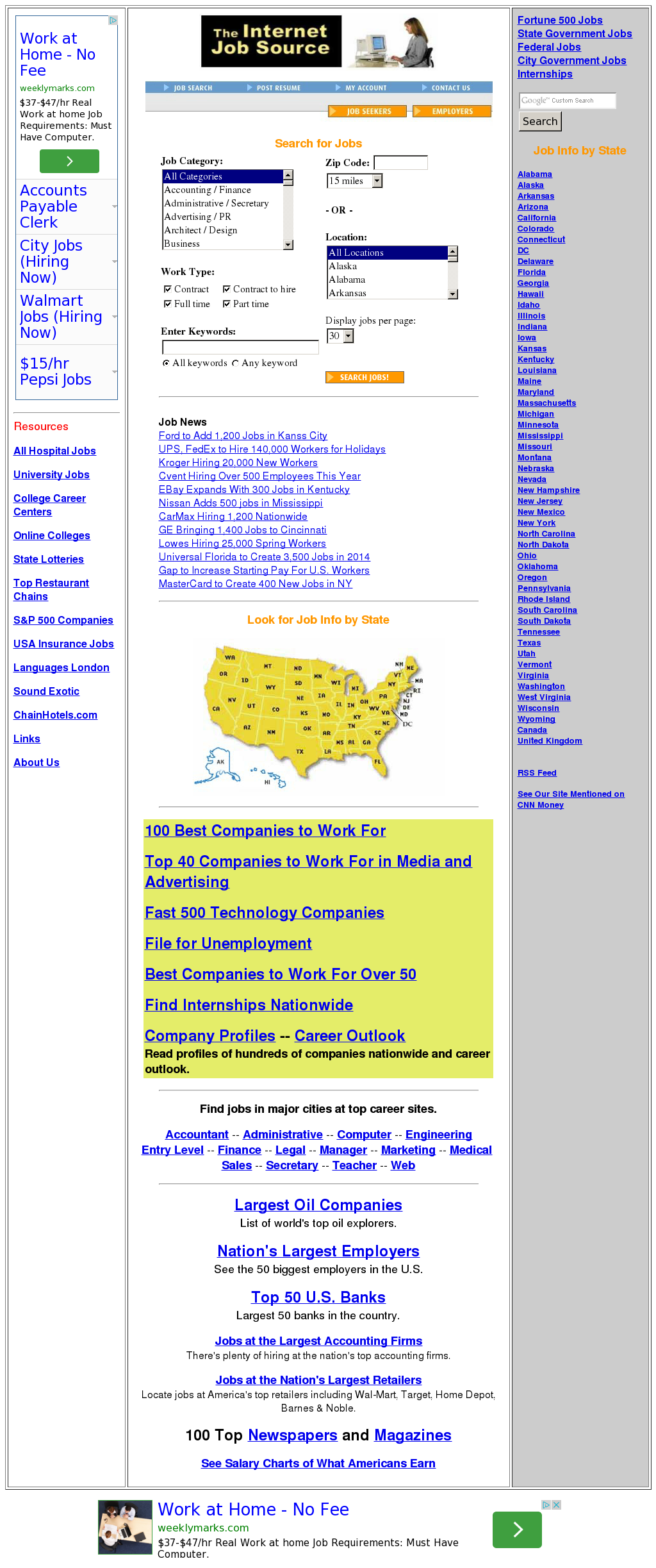 50StateJobs Competitors, Revenue and Employees - Owler