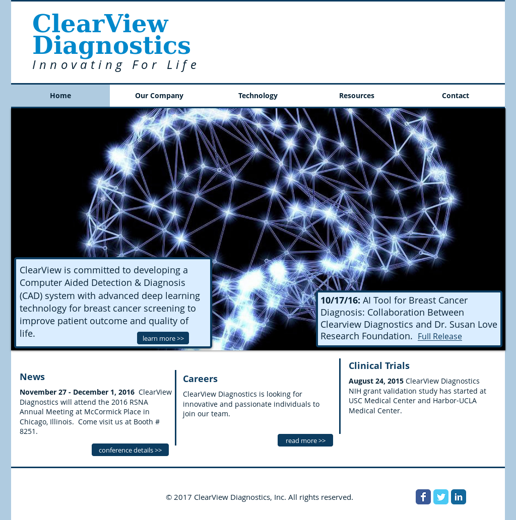 ClearView Diagnostics Competitors, Revenue and Employees