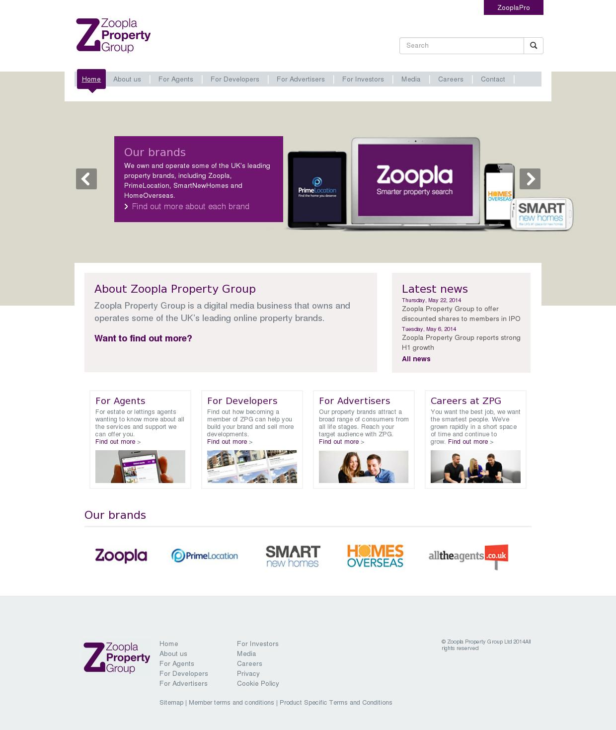ZPG Ltd