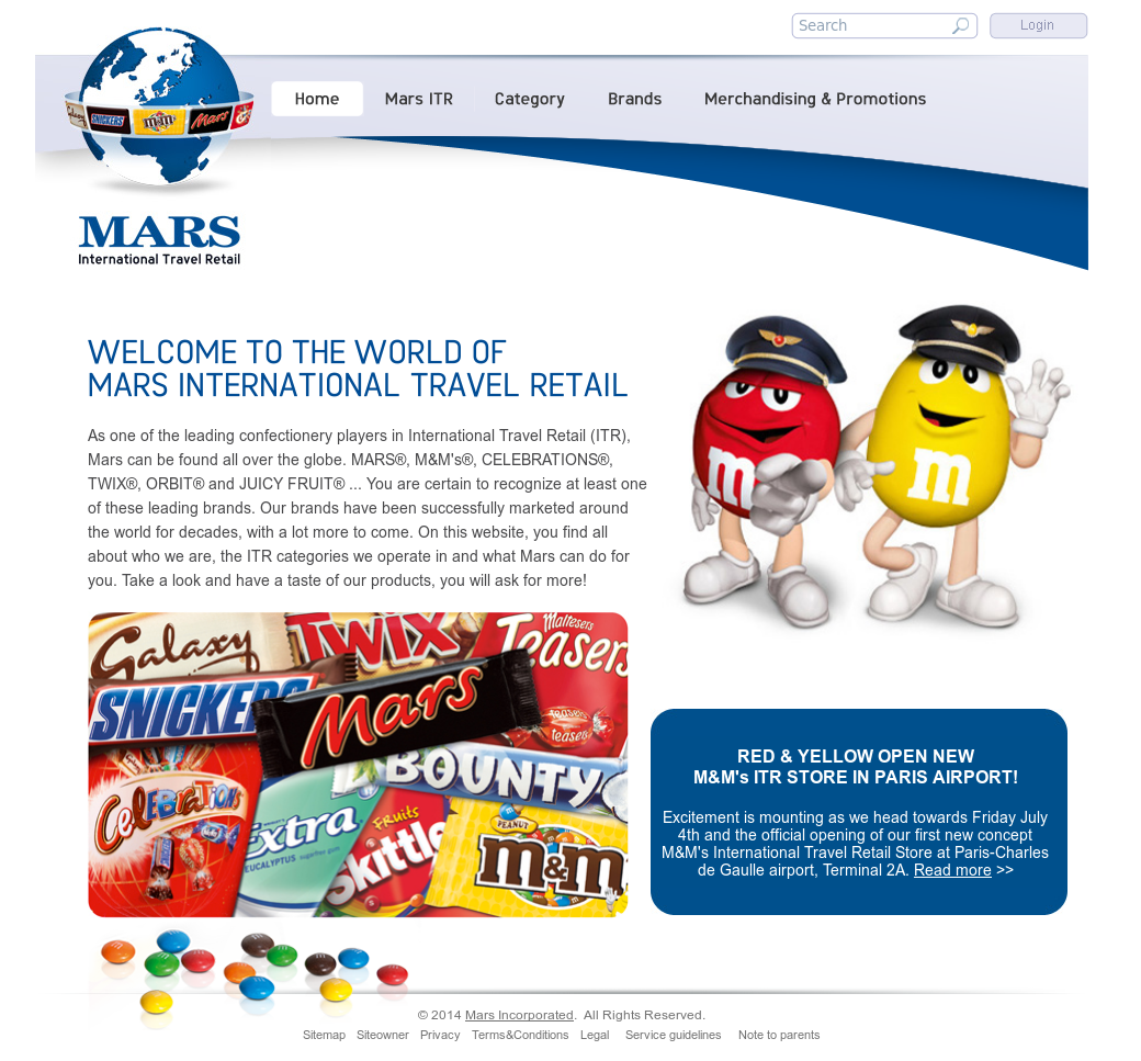 an introduction to the history of mars organization Organization founded in the united states in 1941 in the recently released edition of 60  the iia's 60-year history is illustrious and each of the highlights.