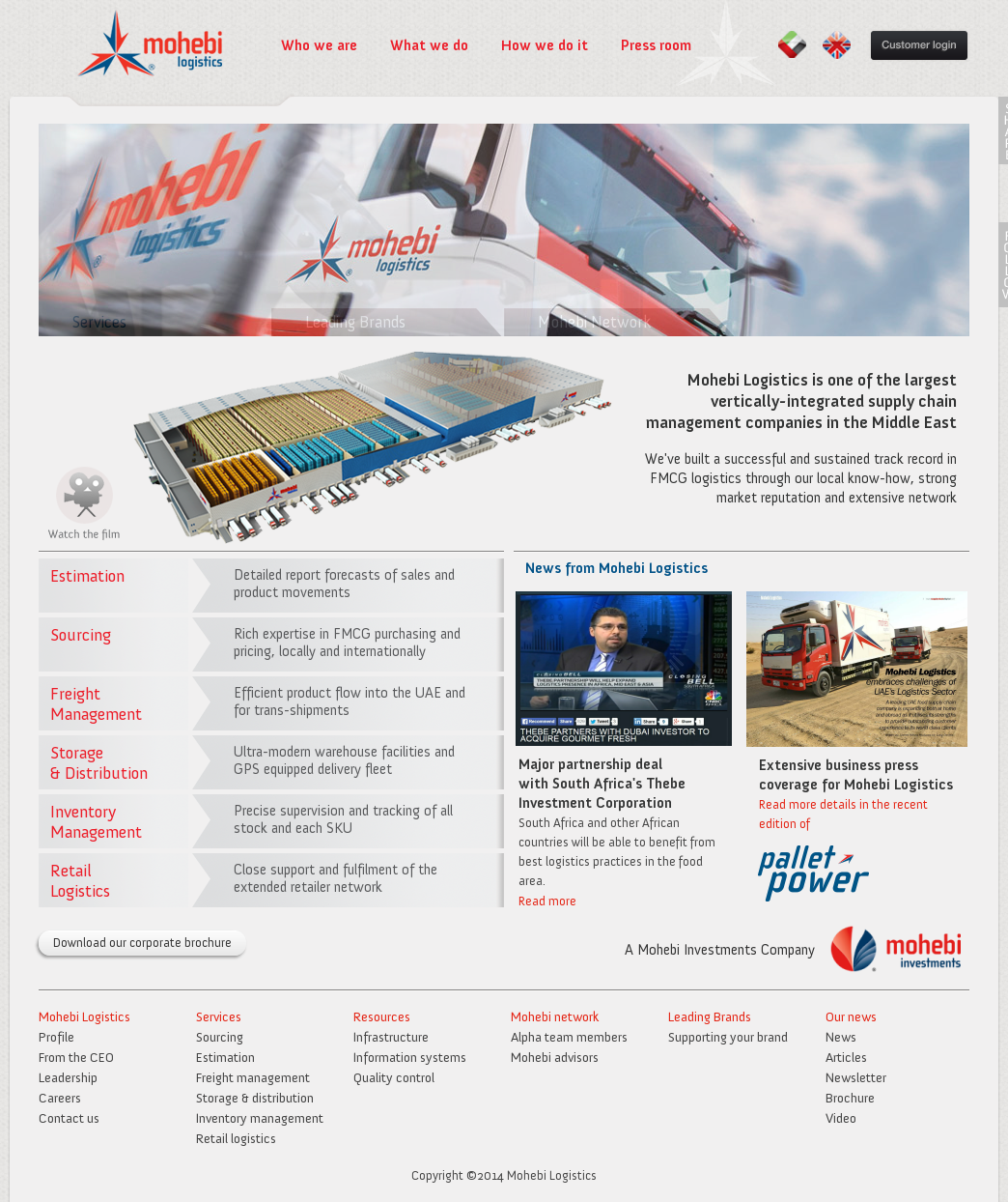 Mohebi Logistics Competitors, Revenue and Employees - Owler