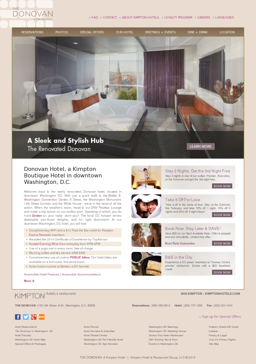 Kimpton Hotels Compeors Revenue And Employees Owler Company Profile