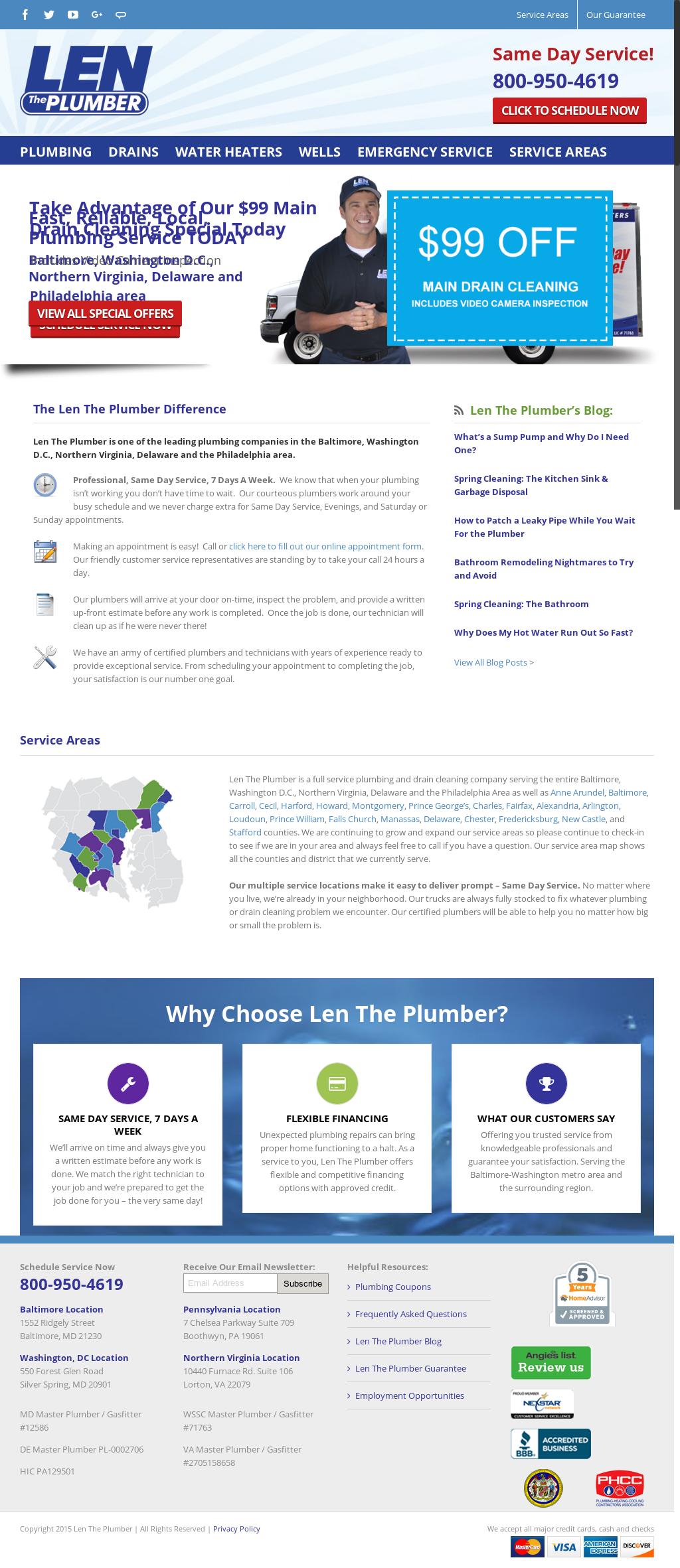 Len The Plumber S Latest News Blogs