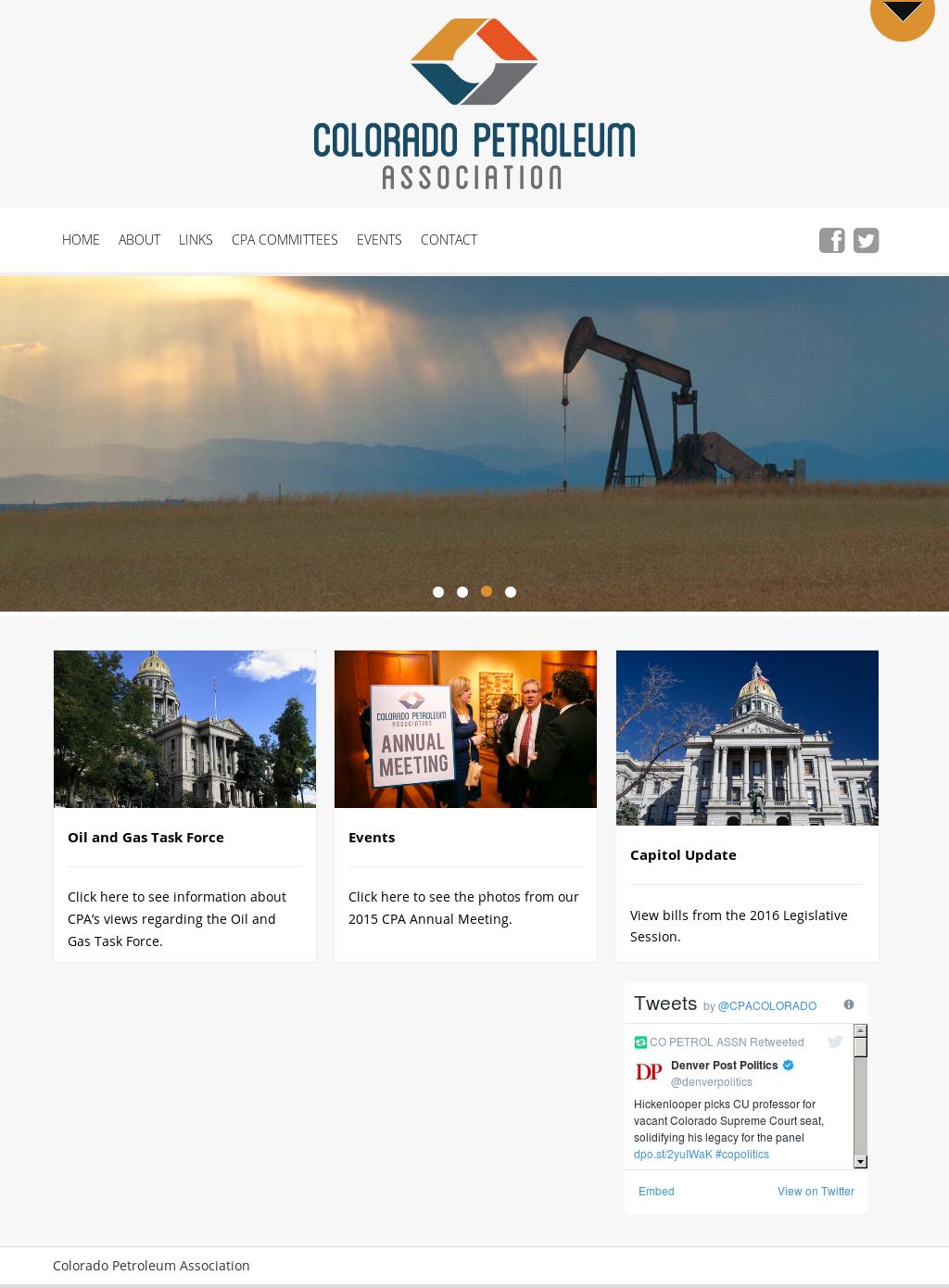 Colorado Petroleum Association Competitors, Revenue and