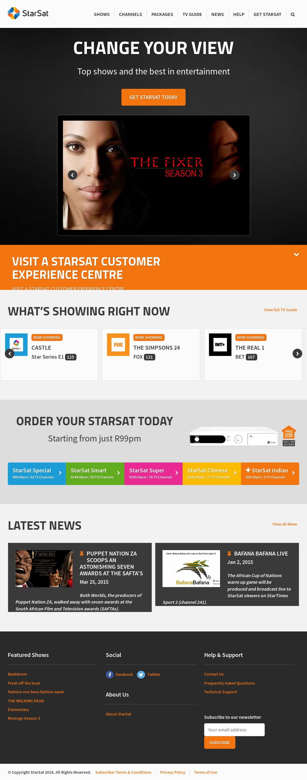 StarSat Competitors, Revenue and Employees - Owler Company Profile