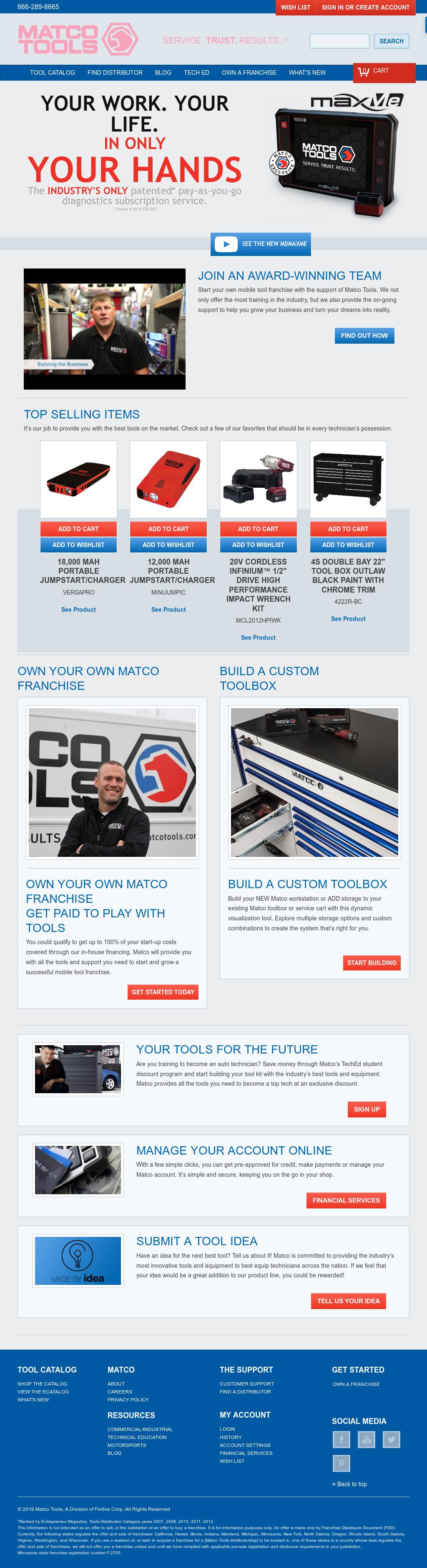 Matco Competitors, Revenue and Employees - Owler Company Profile