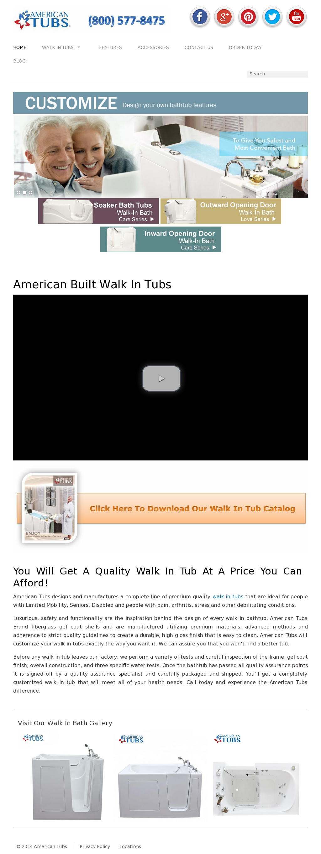 American Tubs Competitors, Revenue and Employees - Owler Company Profile