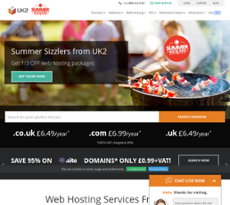 UK2 website history