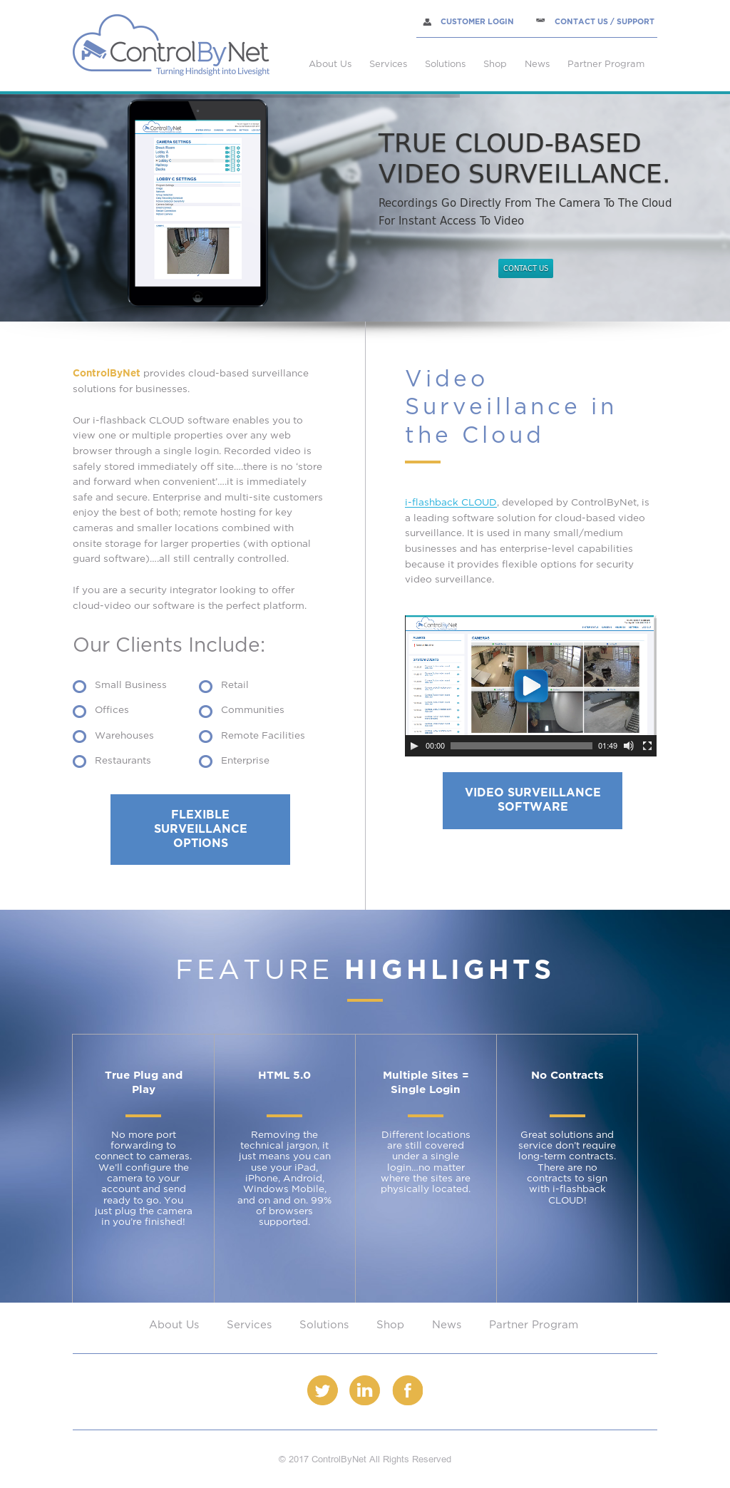 ControlByNet Competitors, Revenue and Employees - Owler Company Profile