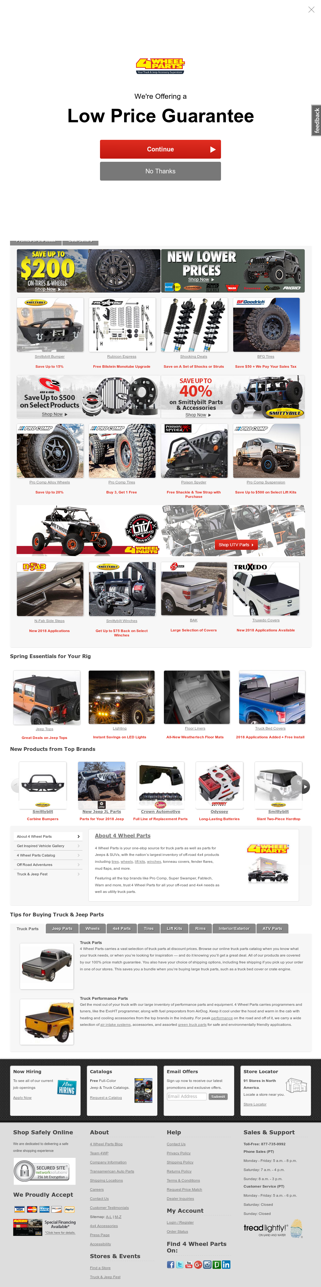4wheelparts S Competitors Revenue Number Of Employees Funding Acquisitions News Owler Company Profile