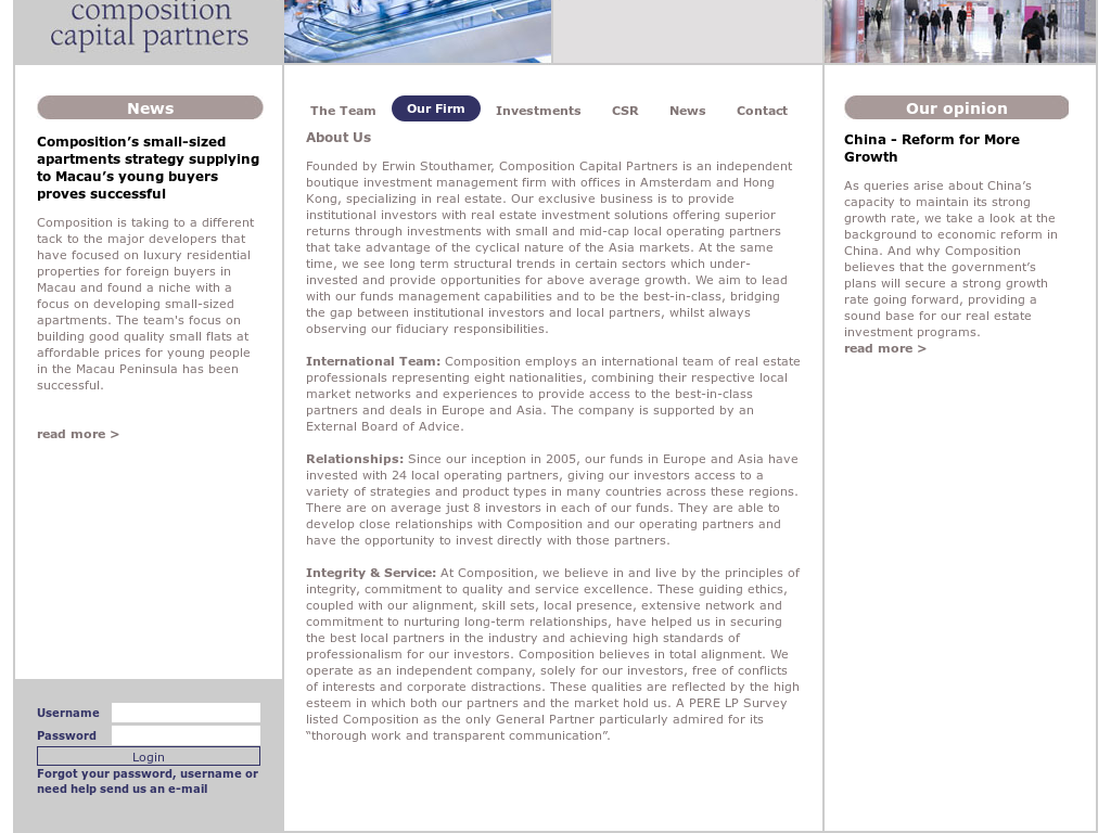 Composition Capital Partners Competitors, Revenue and