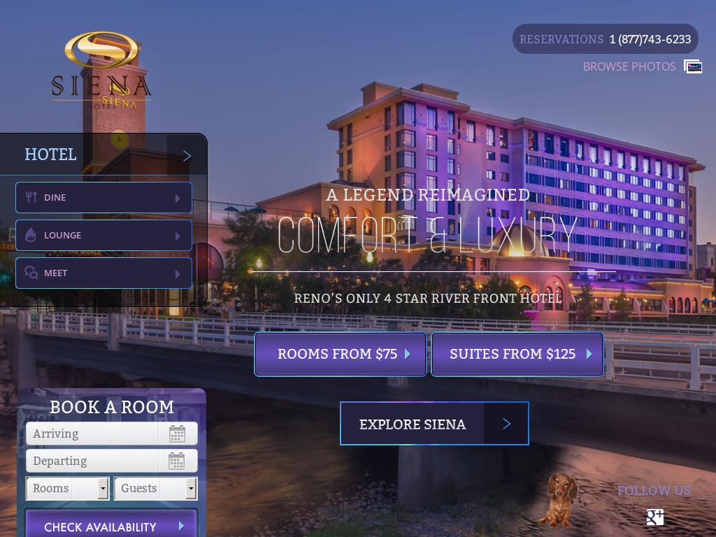 Reno Entertainment amp Events Calendar  Reno Casino Hotels