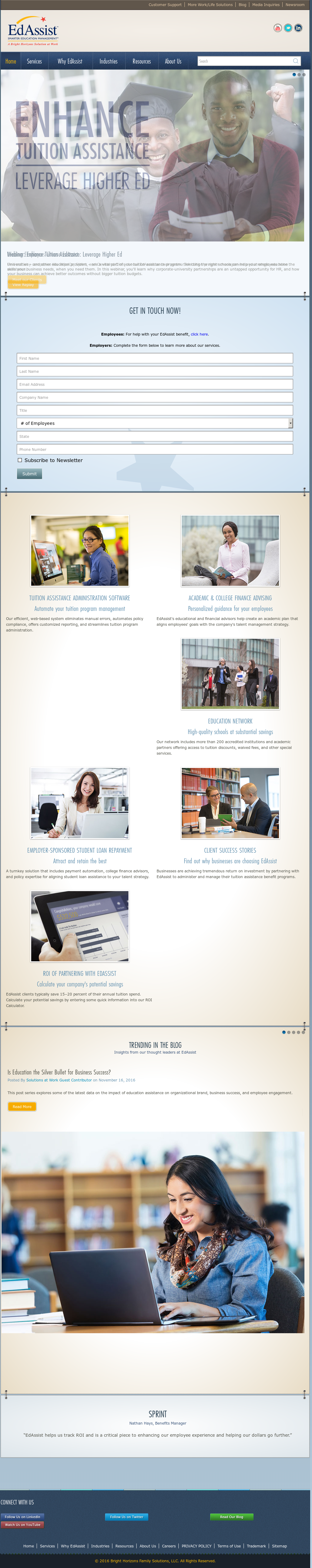EdAssist Competitors, Revenue and Employees - Owler Company Profile