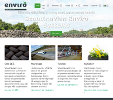 Scandinavian Enviro Systems Competitors, Revenue and Employees