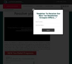 Platinum Tax Defenders website history