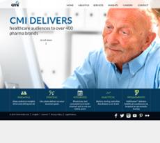 CMI website history