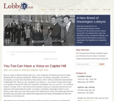 LobbyIt website history