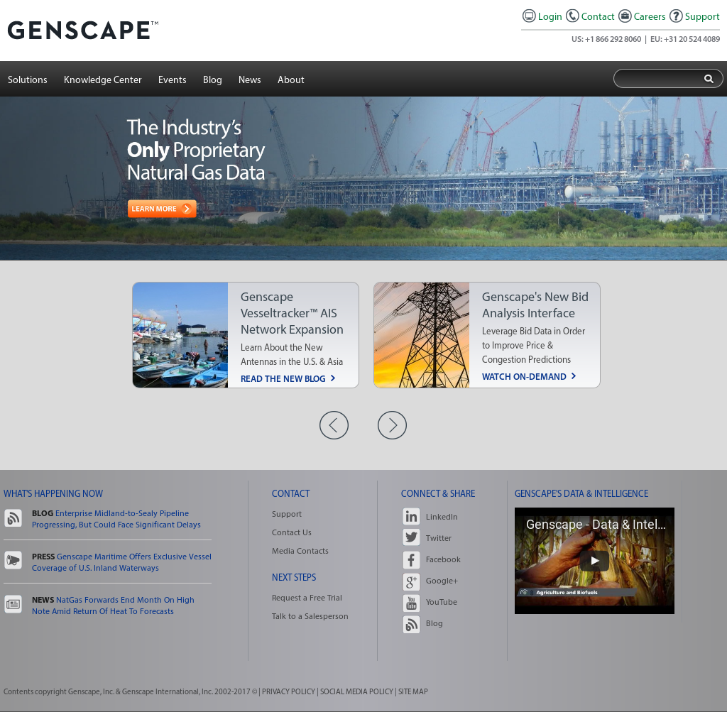 Genscape Competitors, Revenue and Employees - Owler Company