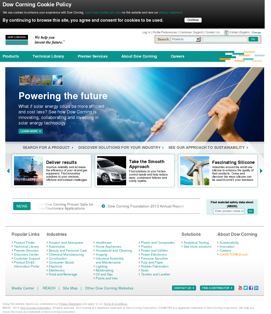 Dow Corning Competitors, Revenue and Employees - Owler Company Profile