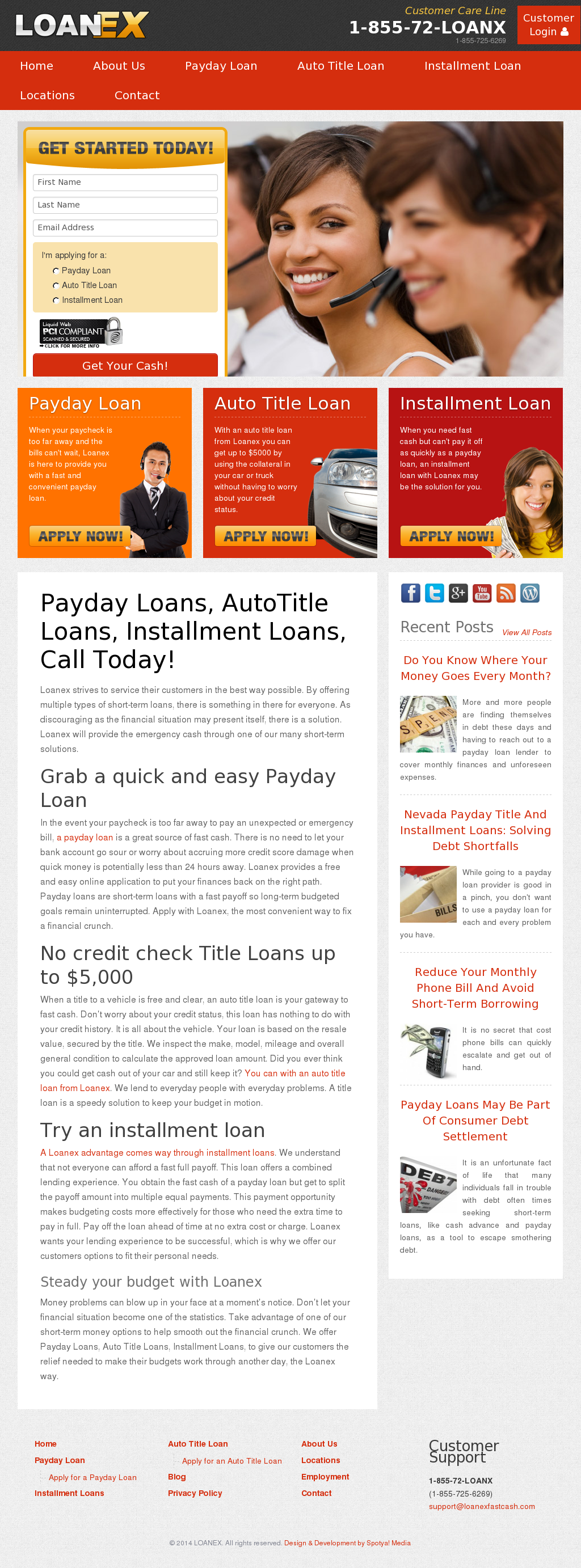 Same day cash loans unemployed bad credit photo 2