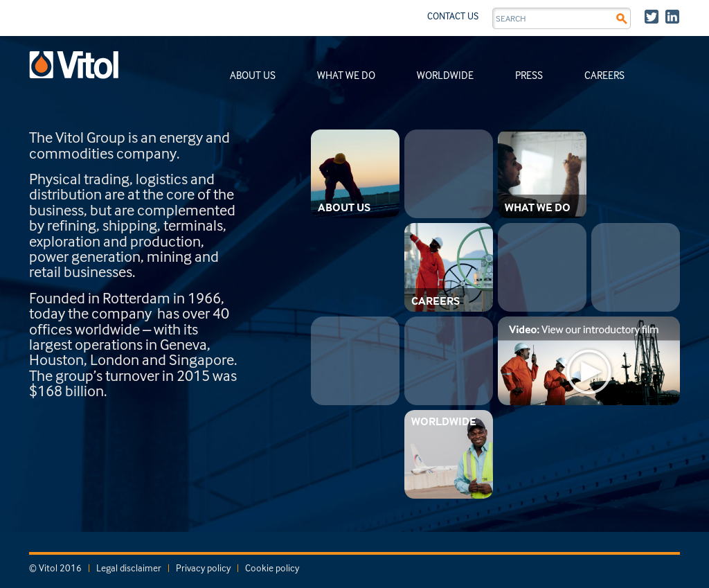 Vitol Competitors, Revenue and Employees - Owler Company Profile