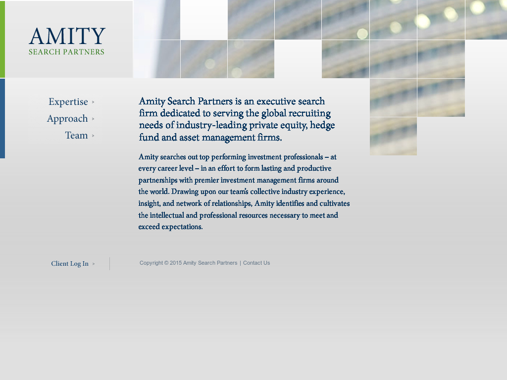 Amity Search Partners Competitors, Revenue and Employees - Owler