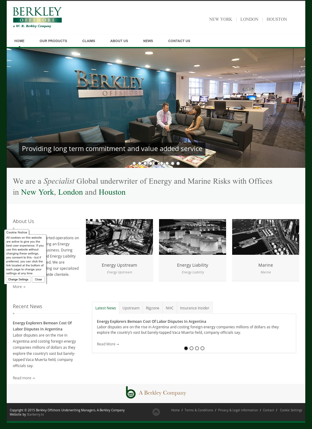 Berkley Offshore Competitors, Revenue and Employees - Owler
