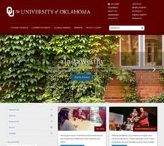 OU website history