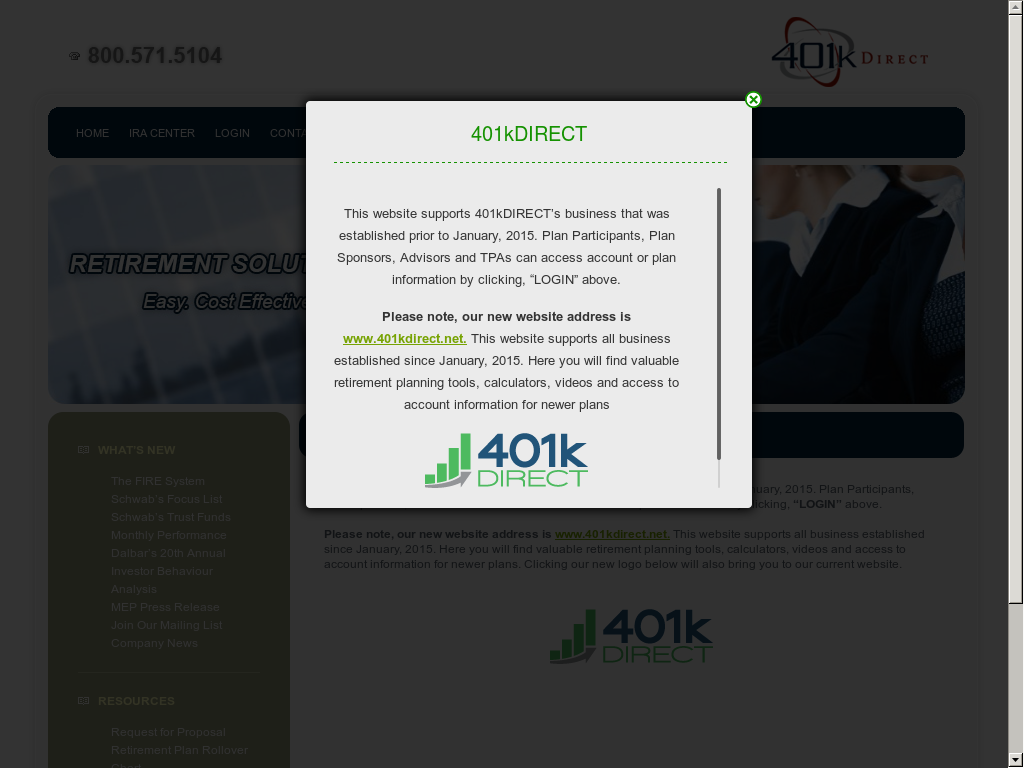 401K Direct Competitors, Revenue and Employees - Owler Company Profile