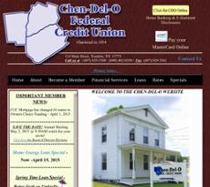 Chen Del O Federal Credit Union Competitors Revenue And Employees
