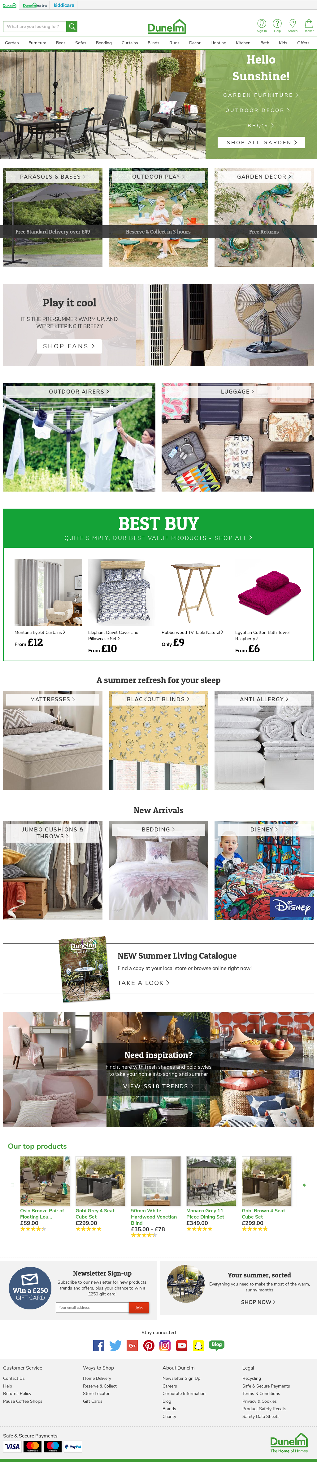Dunelm Group Competitors, Revenue and Employees - Owler Company Profile