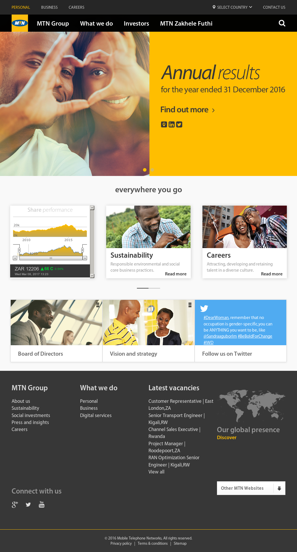MTN Group Competitors, Revenue and Employees - Owler Company Profile
