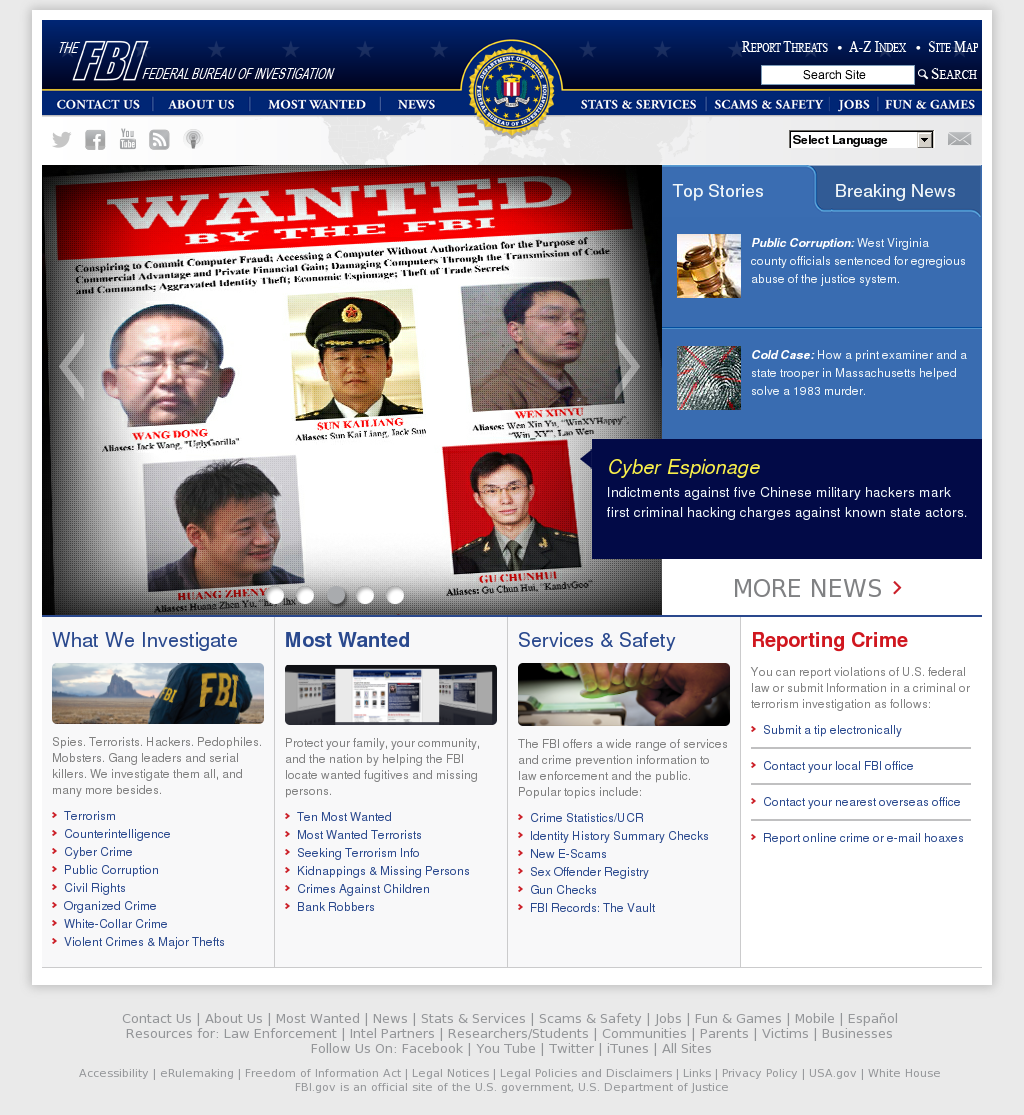 FBI Competitors, Revenue and Employees - Owler Company Profile