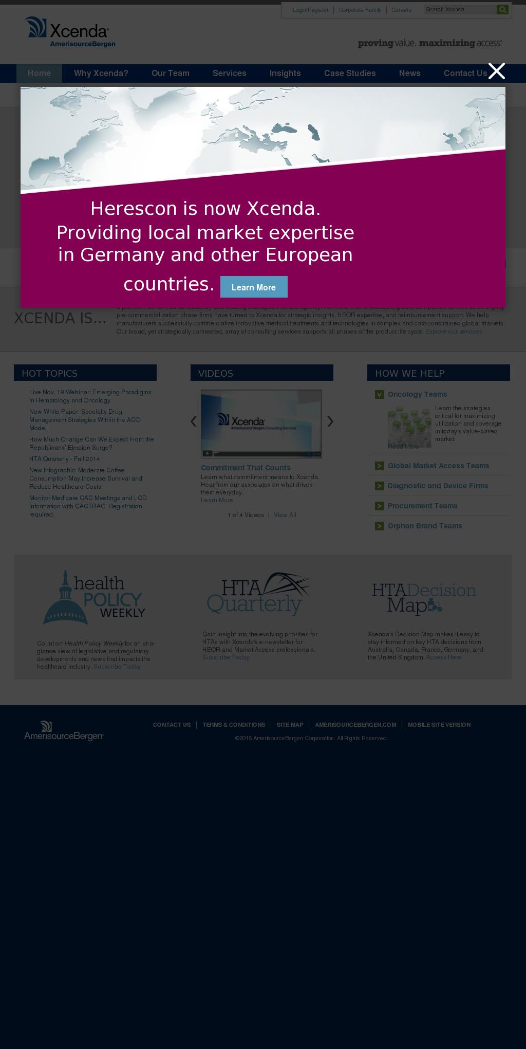 Xcenda Competitors, Revenue and Employees - Owler Company Profile