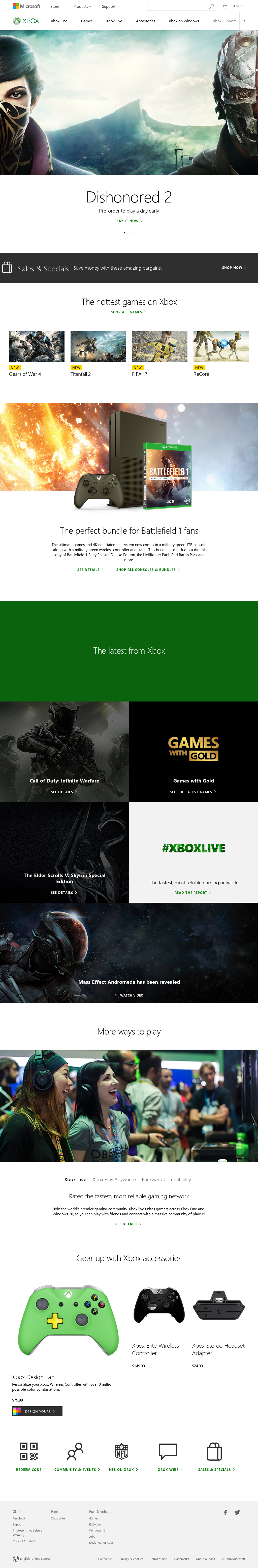 Xbox Competitors, Revenue and Employees - Owler Company Profile