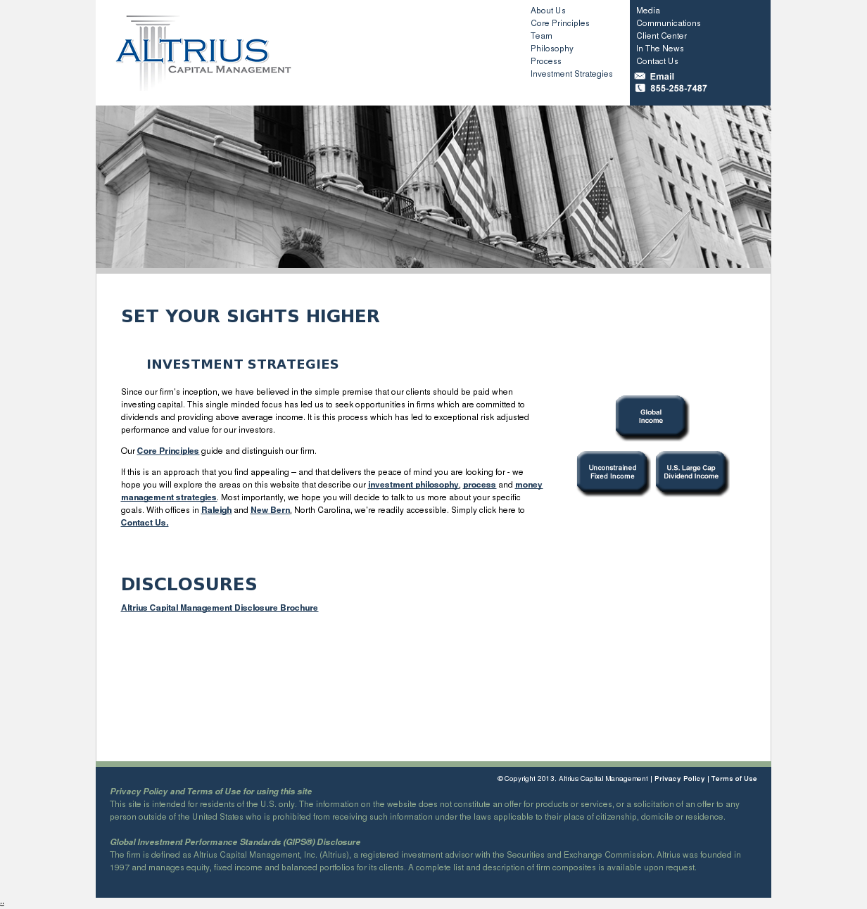 Altrius Capital Competitors, Revenue and Employees - Owler Company