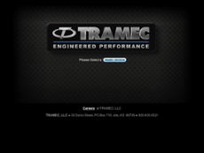 TRAMEC website history