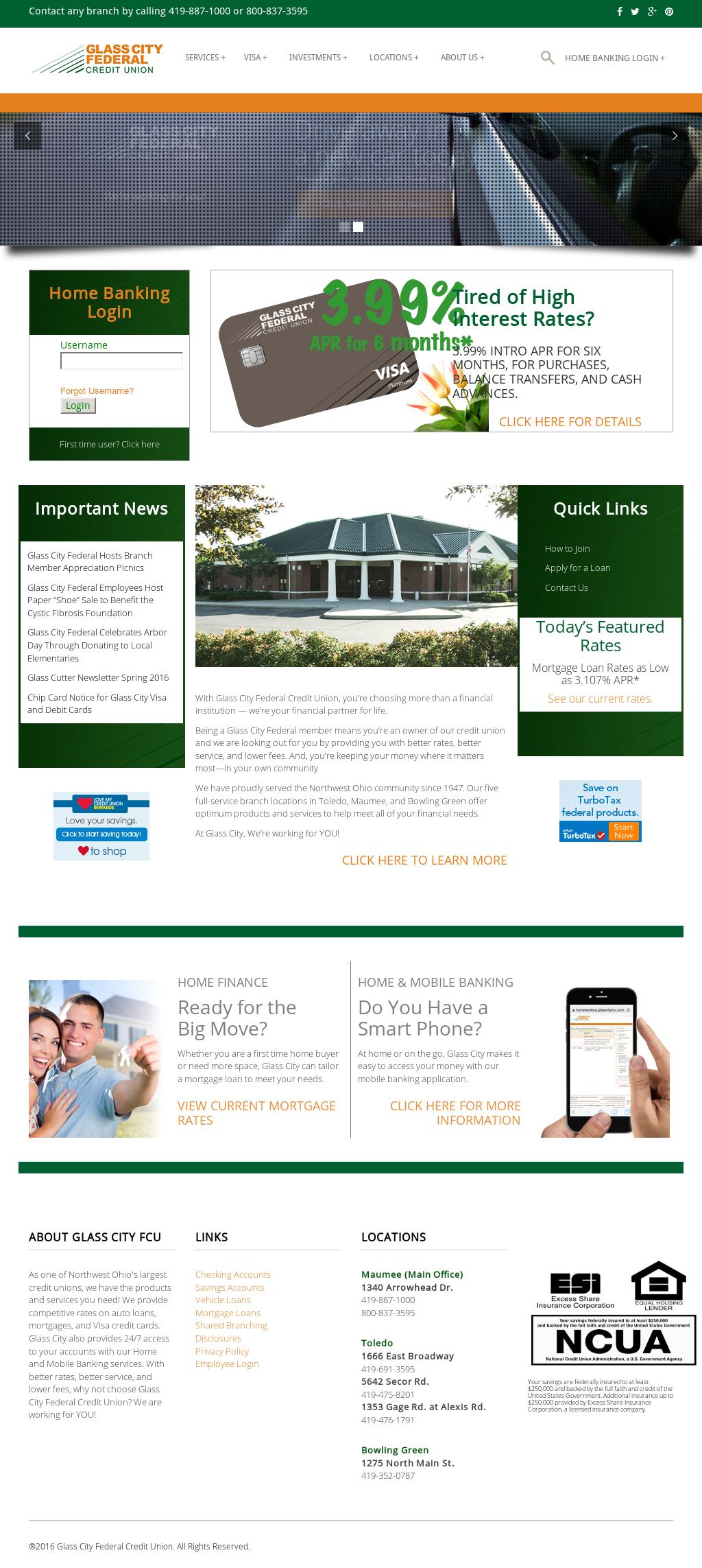 Glasscityfcu Competitors Revenue And Employees Owler Company Profile