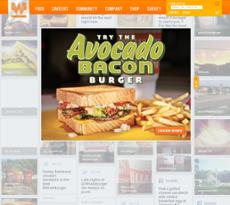 Whataburger website history