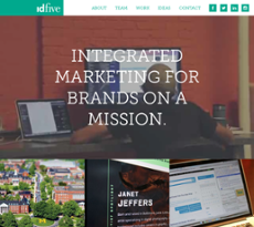 idfive website history