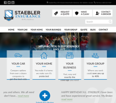Staebler Insurance Competitors, Revenue and Employees - Owler ...