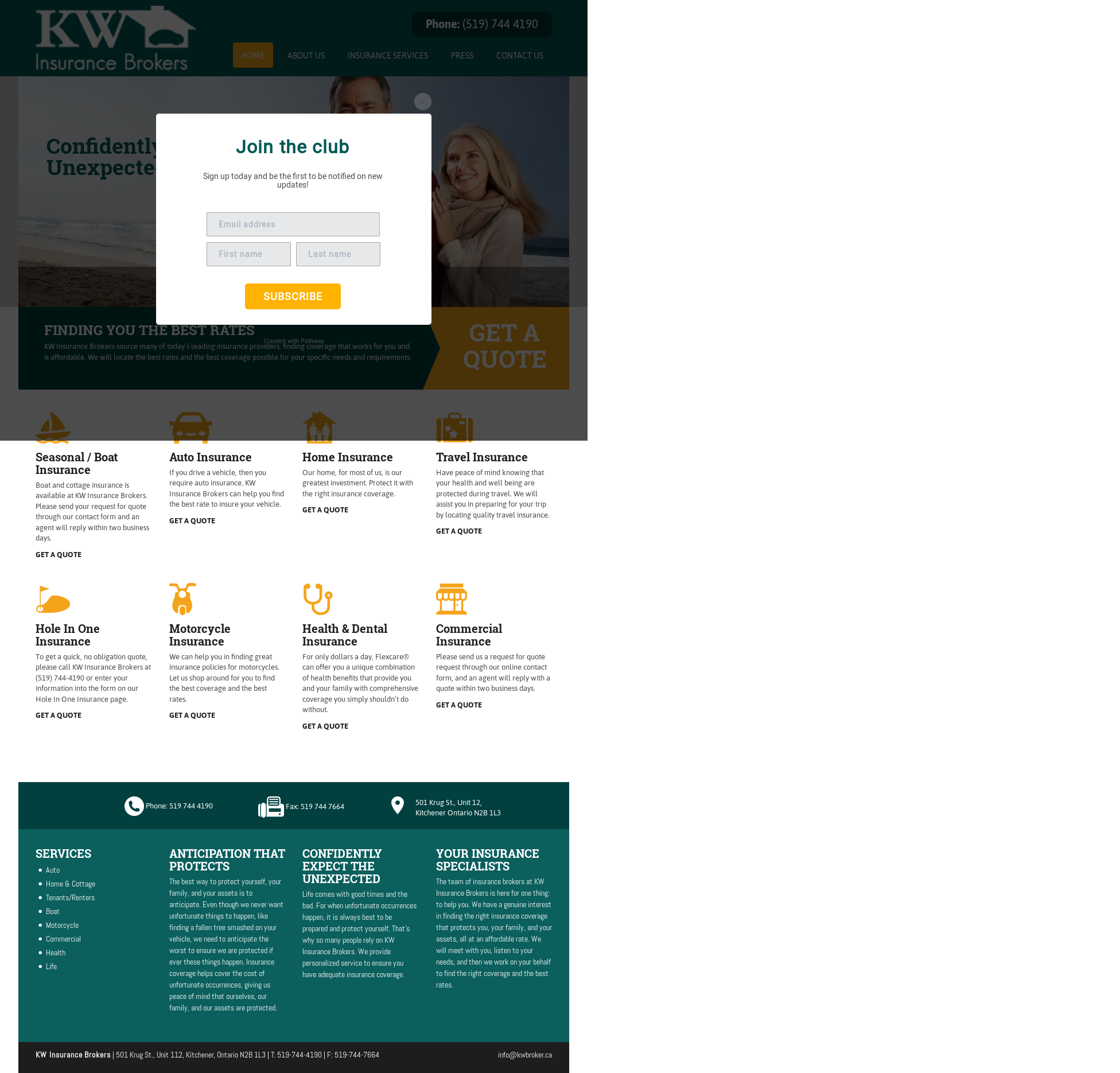 KW Insurance Brokers Competitors, Revenue and Employees - Owler ...