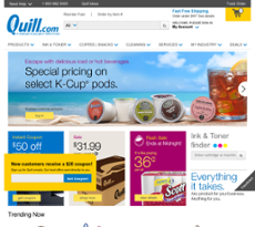 Quill website history