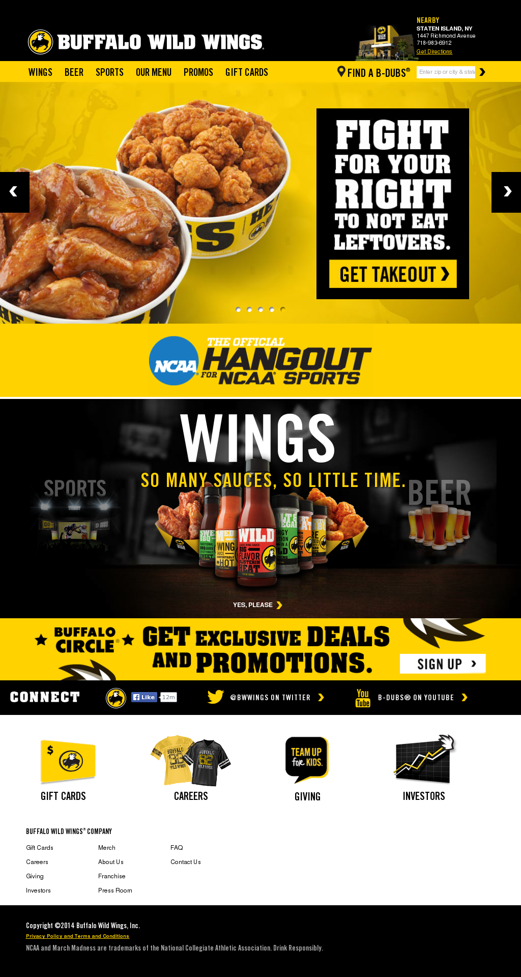 Buffalo Wild Wings Competitors Revenue And Employees Owler