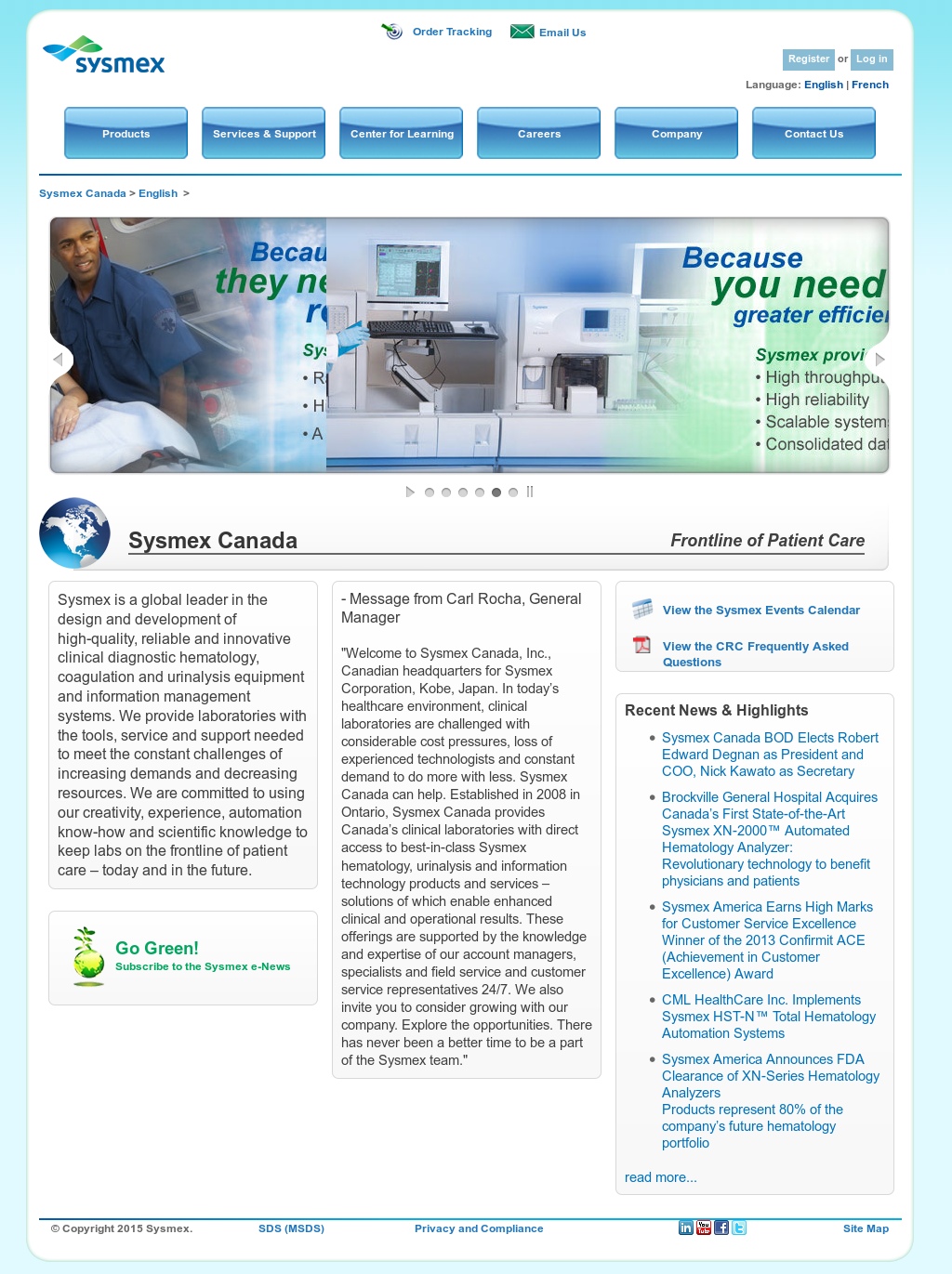 Sysmex Competitors, Revenue and Employees - Owler Company Profile