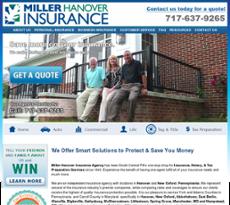 Miller Hanover Insurance Agency , Miller-hanover Insurance Agency Company Profile | Owler