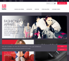 Lectra website history