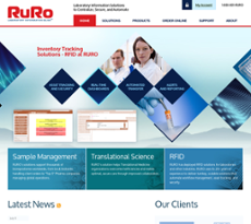 RURO website history