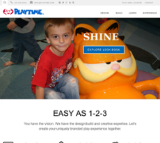 PLAYTIME website history
